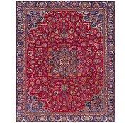 Link to 9' x 11' 2 Mashad Persian Rug