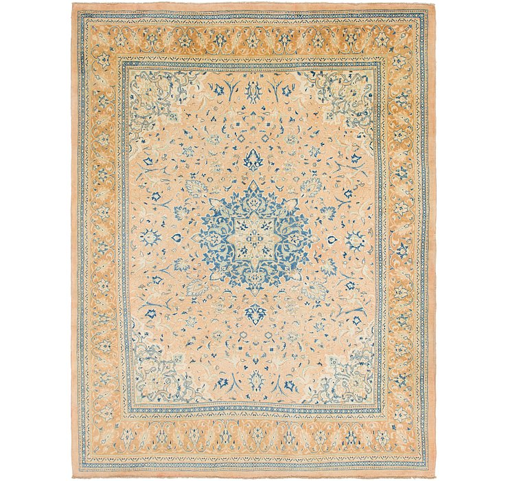 HandKnotted 10' x 13' Mahal Persian Rug