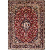 Link to 9' 6 x 13' Kashan Persian Rug