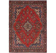 Link to 7' 10 x 11' 2 Hamedan Persian Rug