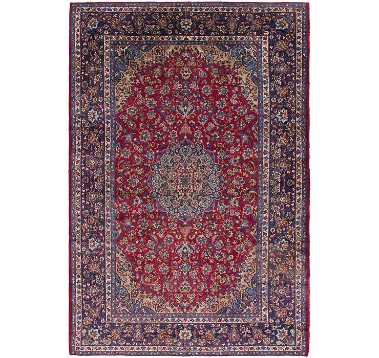 9' 9 x 14' 5 Isfahan Persian Rug