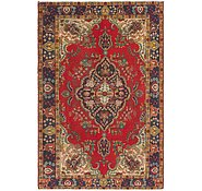 Link to 6' 4 x 9' 10 Tabriz Persian Rug