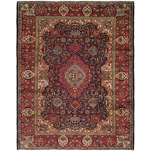 HandKnotted 9' 10 x 12' 5 Kashmar Persian Rug