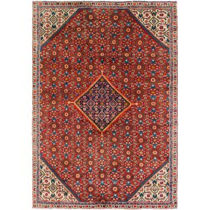 Link to 230cm x 330cm Mahal Persian Rug item page