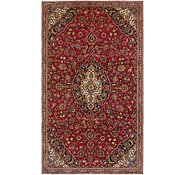 Link to 6' 9 x 11' 7 Kashan Persian Rug