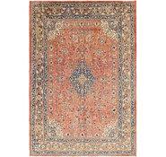 Link to 8' 7 x 12' 9 Kashan Persian Rug