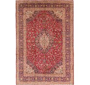 Link to 10' x 14' 5 Kashan Persian Rug