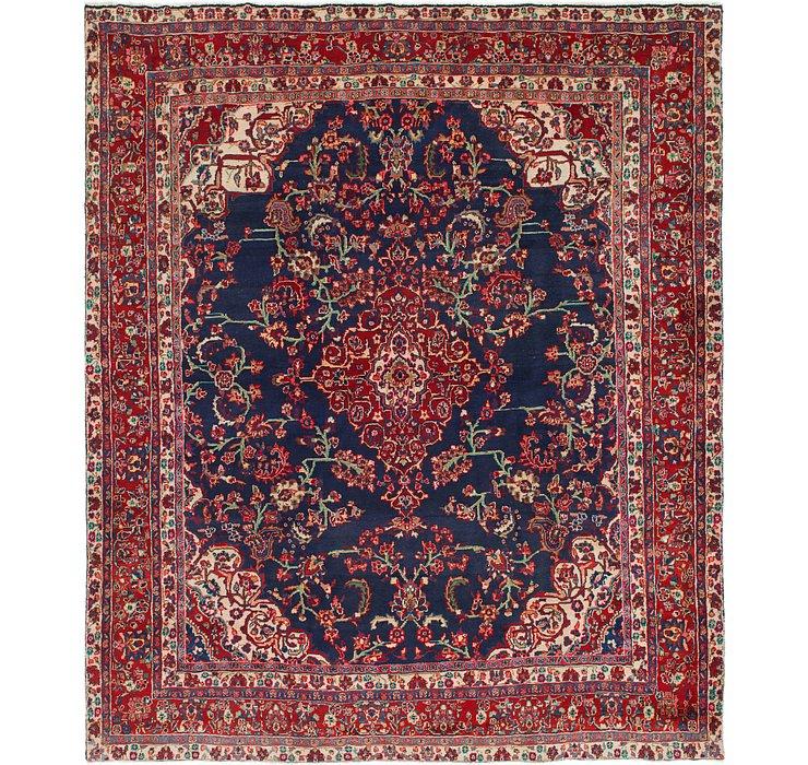 10' 2 x 11' 10 Shahrbaft Persian Rug