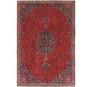 Link to 7' 3 x 10' 9 Mashad Persian Rug
