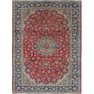 9' x 12' 2 Isfahan Persian Rug