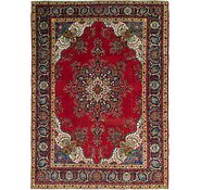 Link to 9' 10 x 13' 7 Tabriz Persian Rug