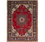 Link to 9' 10 x 13' 7 Tabriz Persian Rug