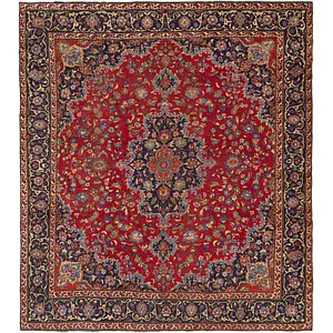 Link to 9' 10 x 10' 10 Mashad Persian Square ... item page