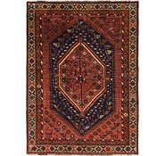 Link to 5' 10 x 8' Shiraz Persian Rug