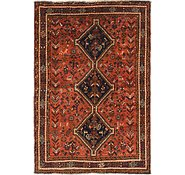 Link to 5' 2 x 7' 6 Shiraz Persian Rug