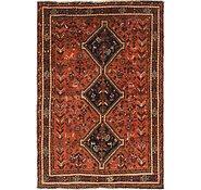Link to 5' 2 x 7' 6 Shiraz Persian Rug