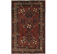 Link to 5' 7 x 8' 6 Shiraz Persian Rug