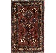 Link to 5' 7 x 8' 6 Shiraz Persian Rug