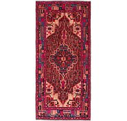 Link to 5' 3 x 11' 4 Hamedan Persian Runner Rug