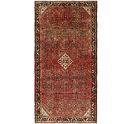 Link to 5' 5 x 10' 10 Hossainabad Persian Runner Rug