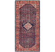Link to 4' 9 x 10' 2 Farahan Persian Runner Rug