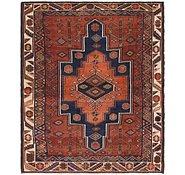 Link to 5' 6 x 6' 9 Shiraz Persian Rug