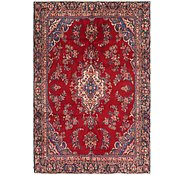 Link to 6' 3 x 9' Shahrbaft Persian Rug