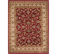 Link to 4' x 5' 4 Kashan Design Rug
