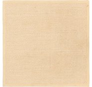 Link to 4' x 4' Sisal Square Rug