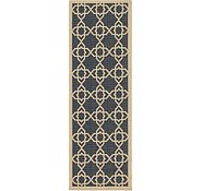 Link to 75cm x 198cm Outdoor Trellis Runner Rug