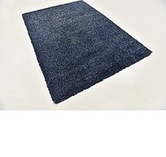 Link to 5' 2 x 7' 7 Solid Shag Rug