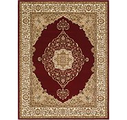 Link to 8' x 10' 3 Mashad Design Rug