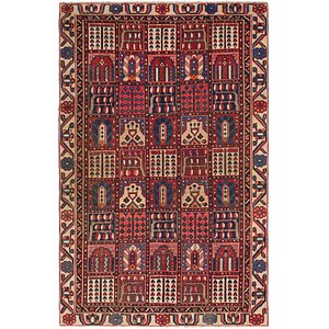Link to 6' 3 x 9' 9 Bakhtiar Persian Rug item page