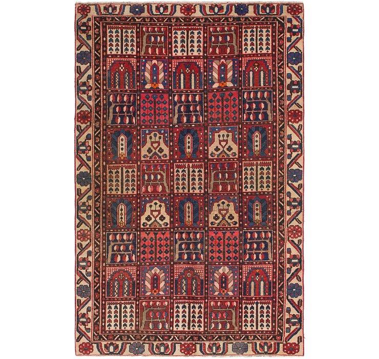 6' 3 x 9' 9 Bakhtiar Persian Rug
