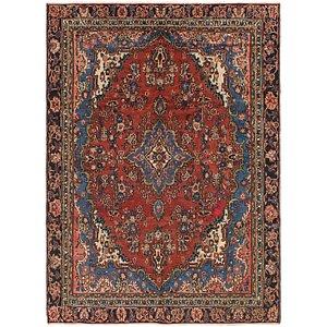 6' 5 x 9' Shahrbaft Persian Rug