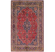 Link to 6' 2 x 10' Mashad Persian Rug
