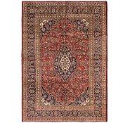 Link to 6' 7 x 9' 3 Mashad Persian Rug