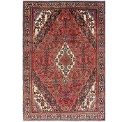 Link to 6' x 9' Hamedan Persian Rug