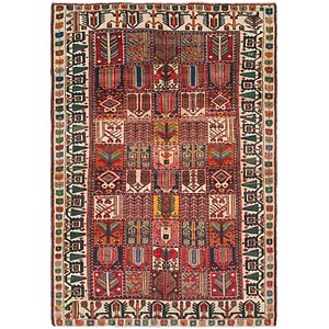 Link to 203cm x 300cm Bakhtiar Persian Rug item page