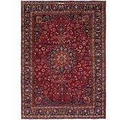 Link to 7' 8 x 11' Mashad Persian Rug