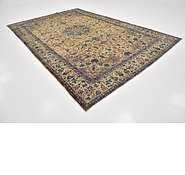 Link to 7' 10 x 11' 10 Kashan Persian Rug
