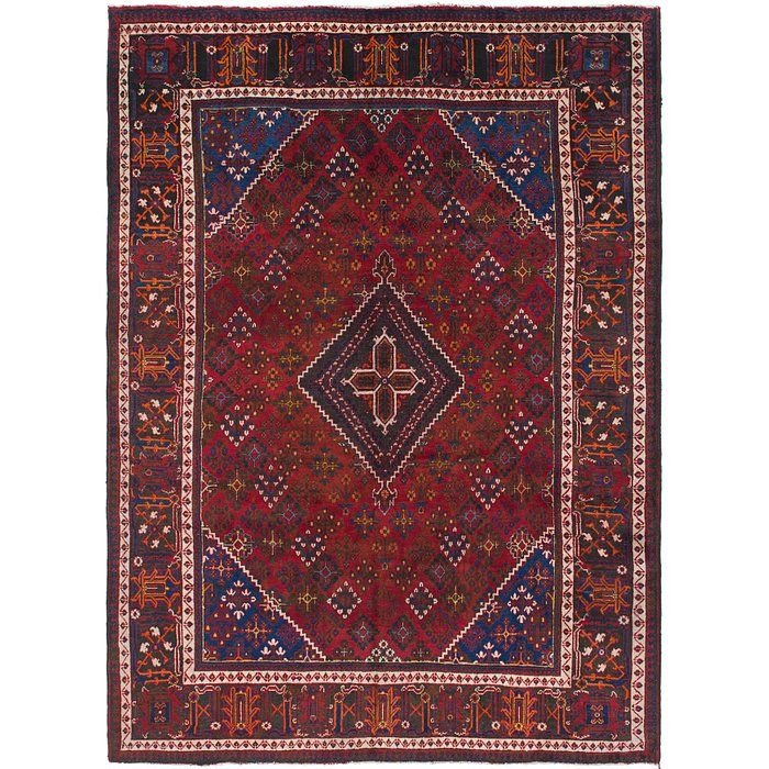 7' 4 x 10' Joshaghan Persian Rug