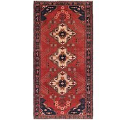Link to 5' x 10' Khamseh Persian Runner Rug