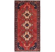 Link to 5' x 10' Khamseh Persian Runner Rug