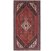 Link to 4' 6 x 8' 8 Hossainabad Persian Rug