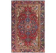 Link to 5' 7 x 9' 2 Tabriz Persian Rug