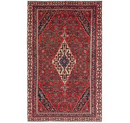 Link to 5' 10 x 9' 6 Hossainabad Persian Rug