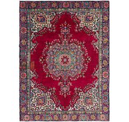 Link to 7' x 9' 3 Tabriz Persian Rug