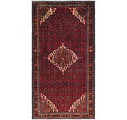 Link to 5' 5 x 10' 5 Hossainabad Persian Rug