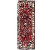 Link to 107cm x 330cm Hamedan Persian Runner Rug